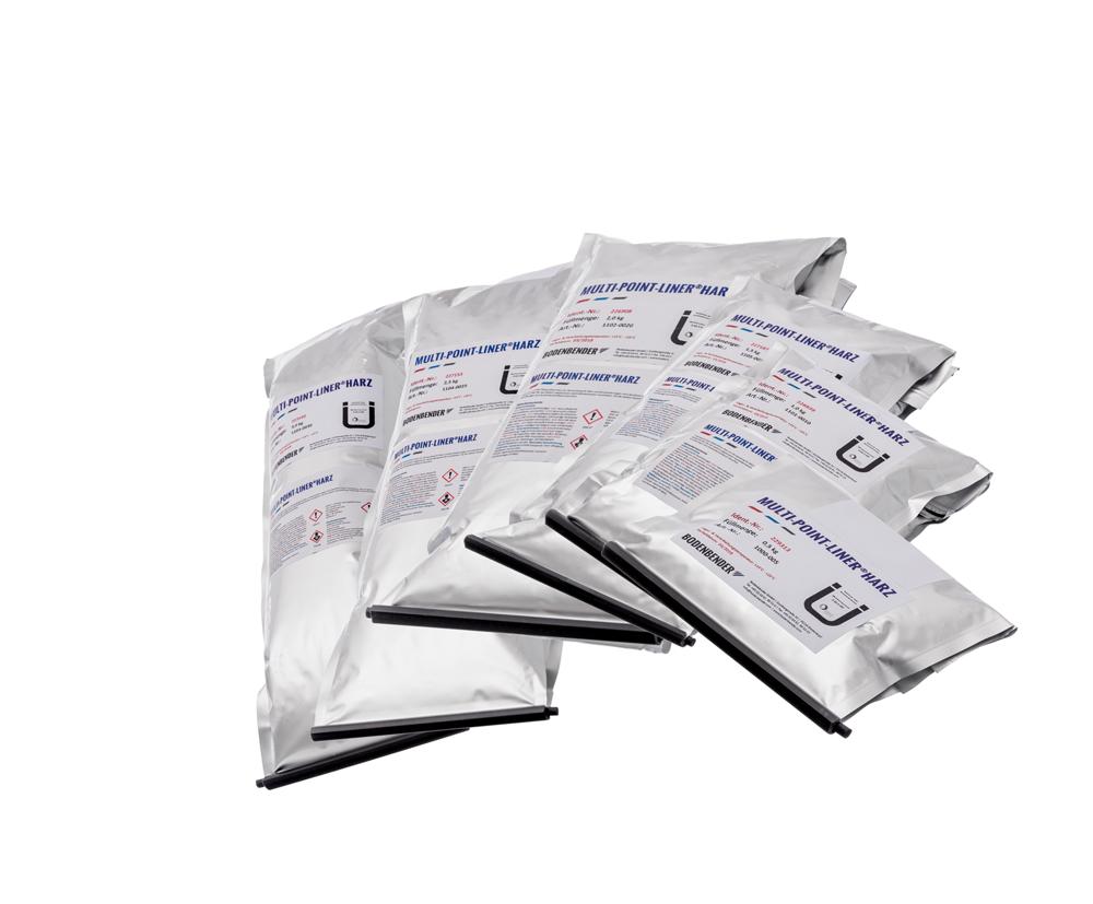 multi Point-Liner® resin