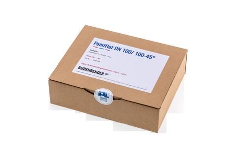 Point-Hat DN 100 / 100–45°