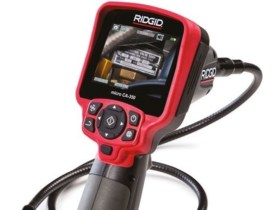 microCA-350 Inspection Camera