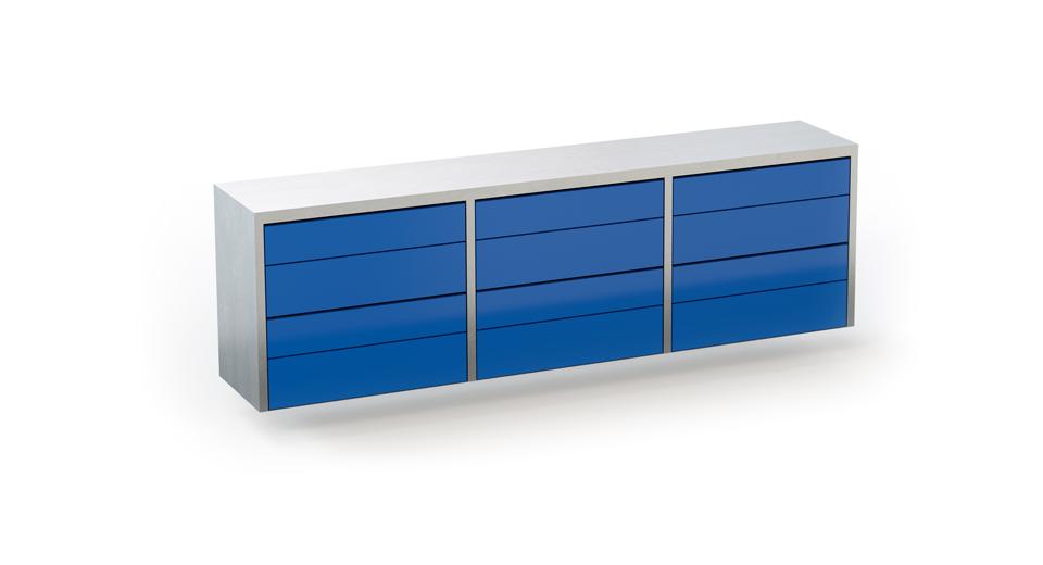 Bodenbender vehicle system hanging cabinet