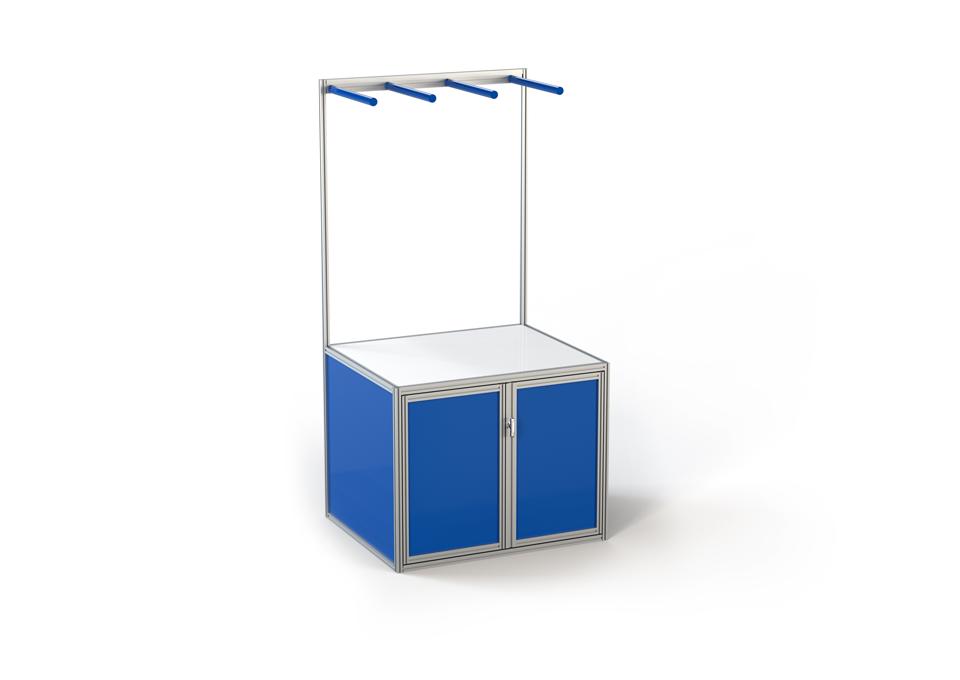 Bodenbender vehicle system climatic cabinet