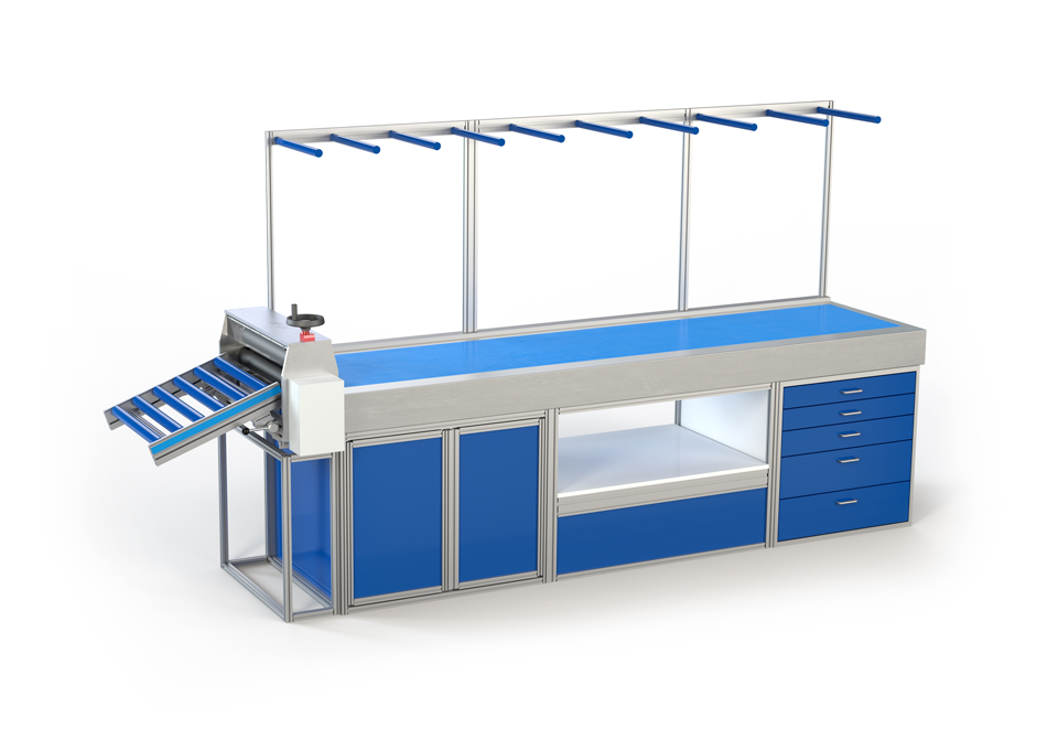 Bodenbender Vehicle Module Renovation Module
