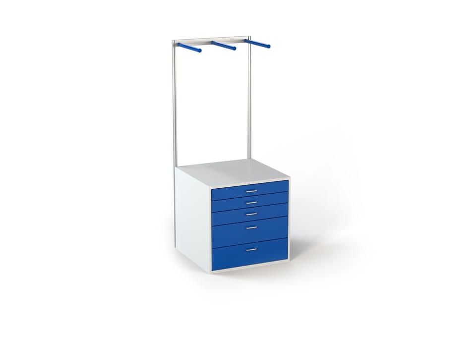 Bodenbender vehicle system tool cabinet