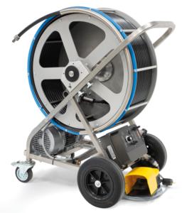 Renssi-RCM-25 cleaning machine