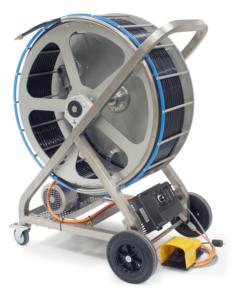 Renssi-RCM-36 cleaning machine