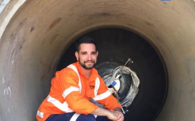 Australiens größter Point-Liner – Kanalsanierungs-Blog