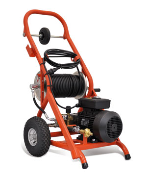 RIDGID KJ-1590 II Electric Water Jetter