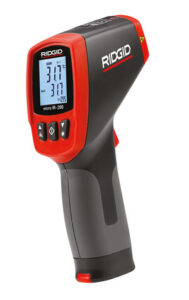 RIDGID microIR 200 Non Contact Infrared Thermometer