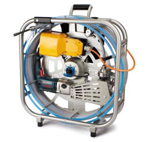 Renssi RCM 10 Rohrreinigungsmaschine
